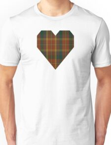 00347 Monaghan County District Tartan Unisex T-Shirt