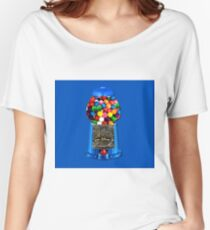 MEMORIES OF GUMBALL MACHINE >>PILLOWS,TOTE BAG,JOURNAL,MUGS,SCARF ECT.. Women's Relaxed Fit T-Shirt