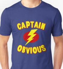 Captain Obvious T Shirt T-Shirt