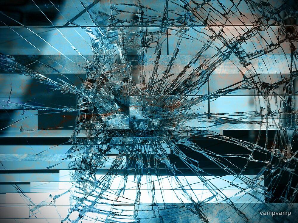 don't hurl rocks in glasshouses  by vampvamp