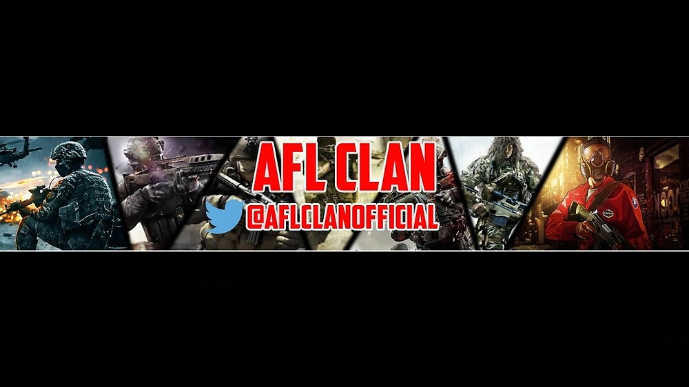 AFL Clan Banner by AFLCLAN