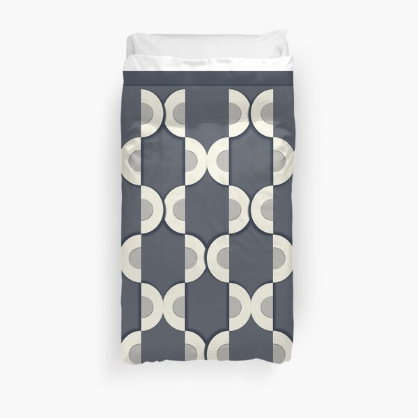Abstract Patterns Duvet Cover