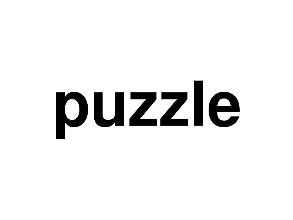 puzzle by ninov94