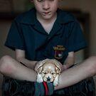A boy's best friend... by Nicole Goggins