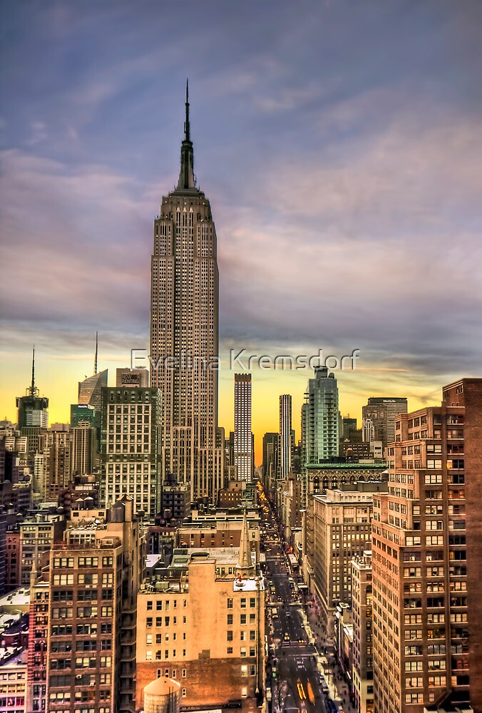Empire State of Mind by Evelina Kremsdorf
