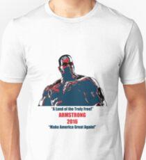 Senator Armstrong 2016 Campaign T-Shirt