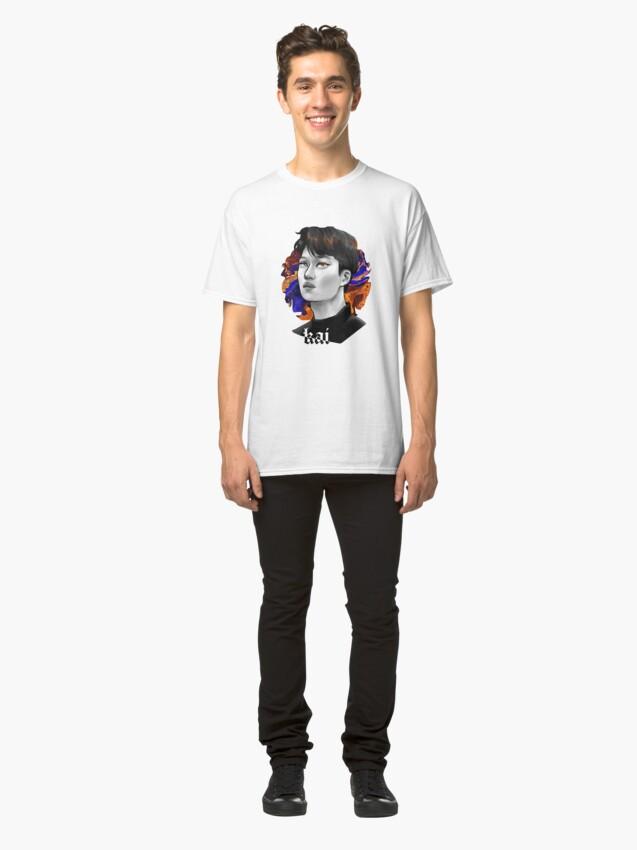 Vista alternativa de Camiseta clásica Kai electric kiss
