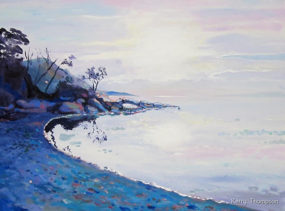 Wednesday, Coles Bay Tasmania by Kerry  Thompson
