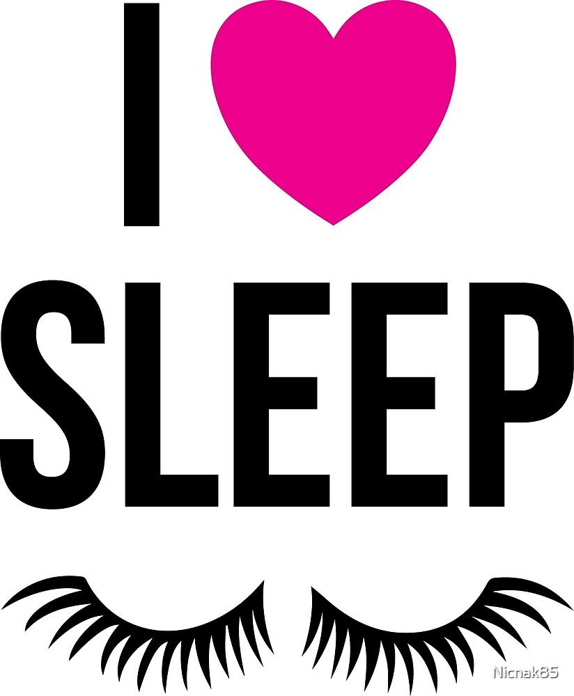 Love, Sleep by Nicnak85