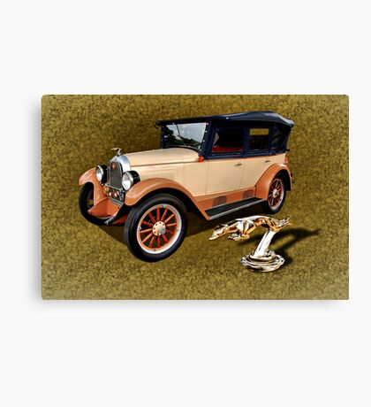 1926 Willys Overland 96 Whippet Canvas Print