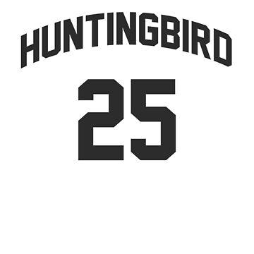 Huntingbird Jersey by MarvelNerds