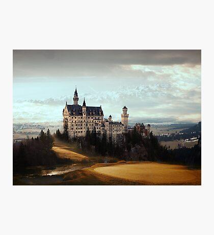 Majestic Castle Photographic Print