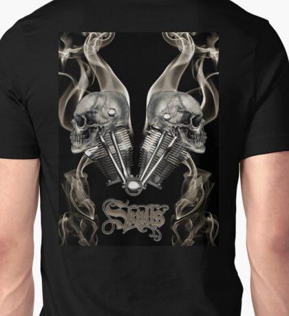 TWIN SKULLS T-Shirt
