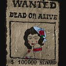 Wanted D.o.A. by Luke Griffin