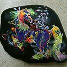 Rock 'N' Ponies - ALCHEMY PONY by louisegreen
