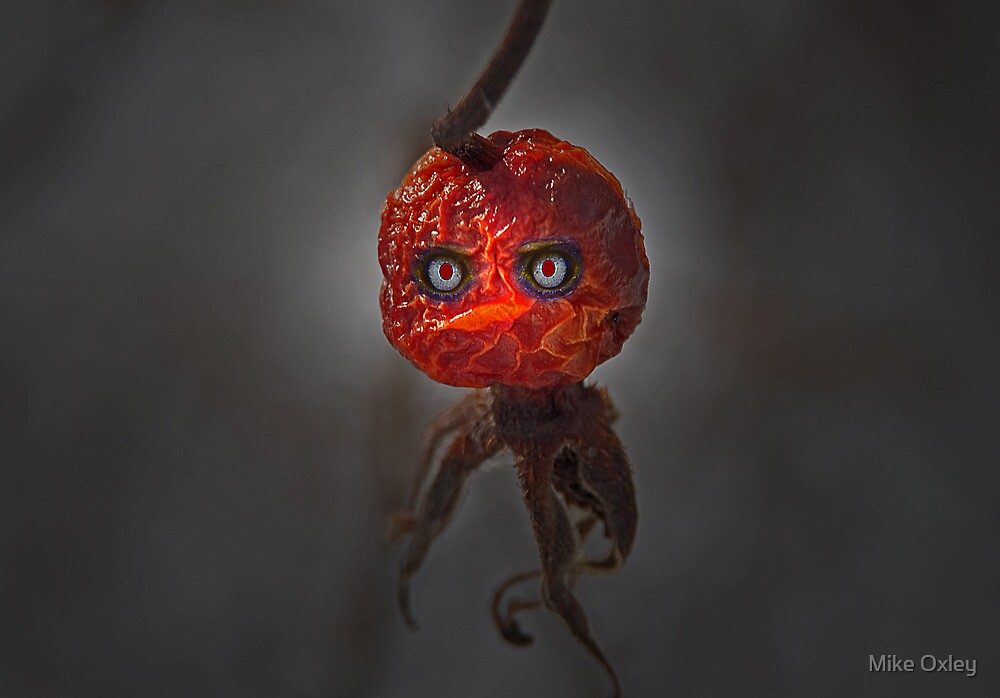 Little Hip of Horrors by Mike Oxley