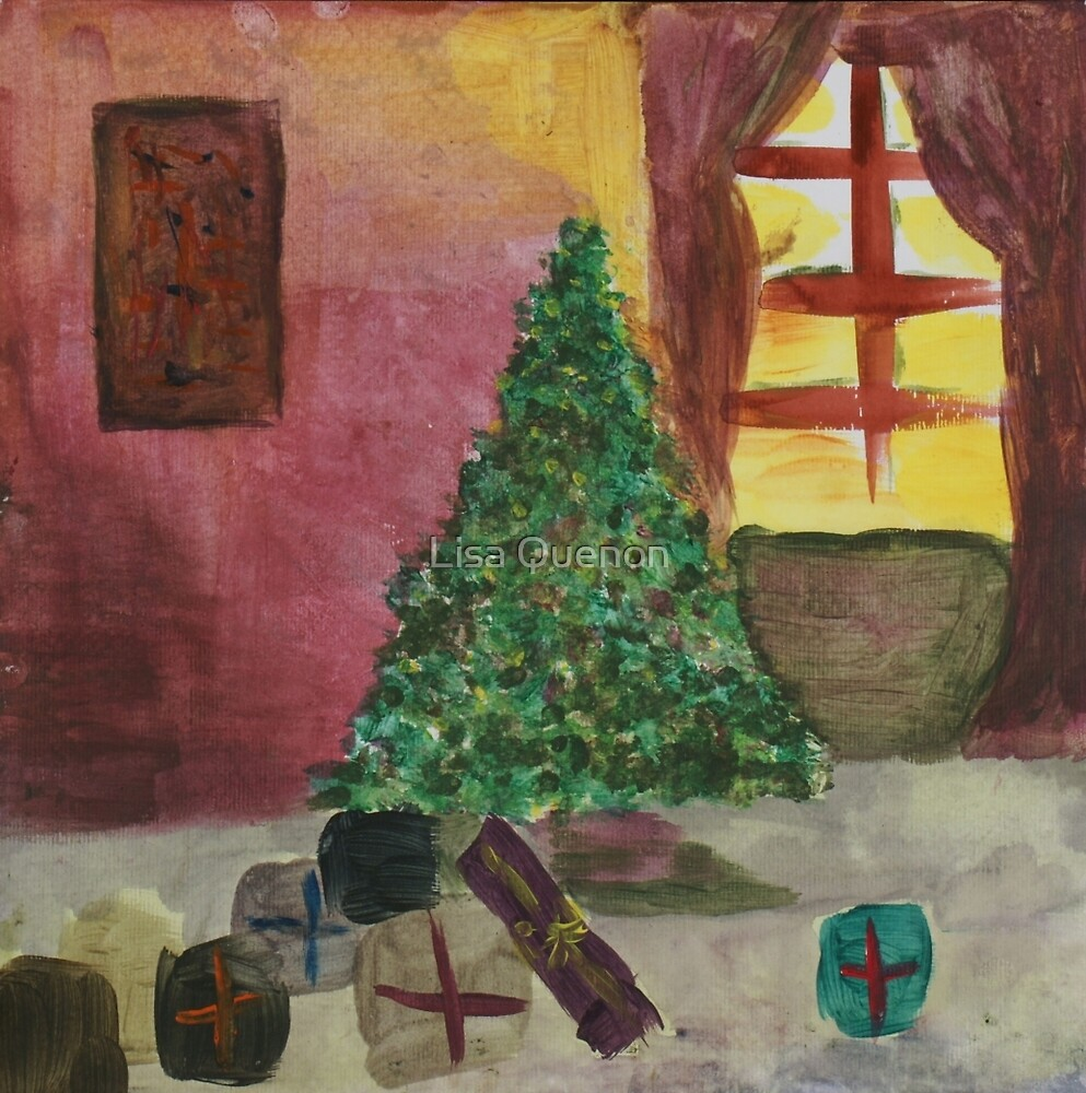 First Christmas for Frances by Lisa Quenon