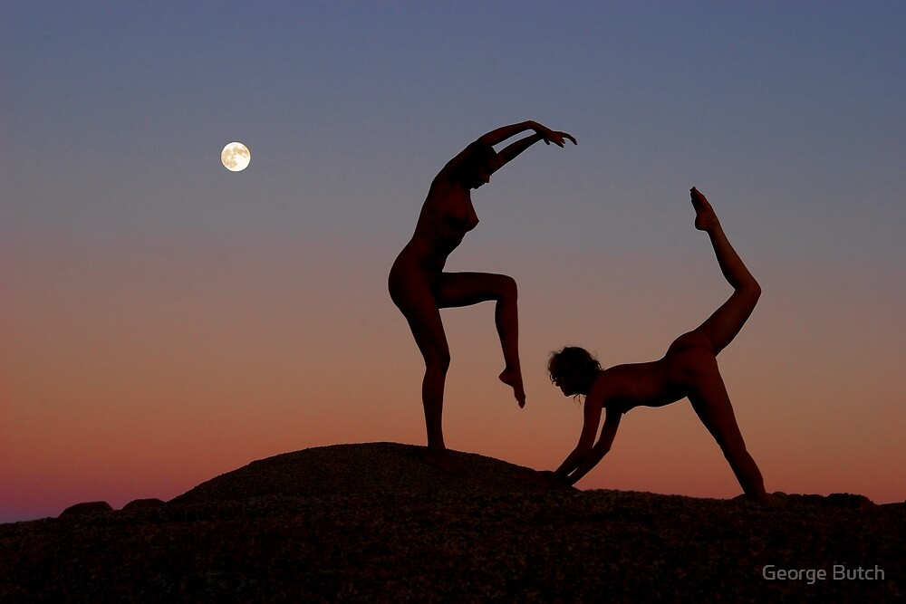 Moon Dance by George Butch