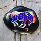 Rock 'N' Ponies - LITTLE ROCK 'N' APPY by louisegreen