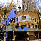 Hundertwasser: The corner house by bubblehex08