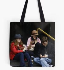 Hats ... the new 'black' Tote Bag