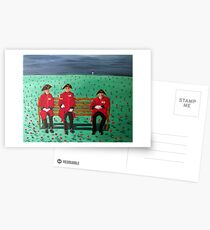 Chelsea Pensioners Postcards