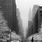 Tudor City Place - 42nd Street - NYC by Yannick Verkindere
