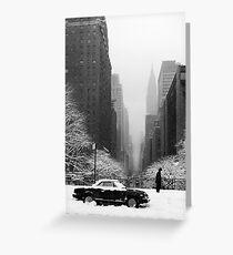 Tudor City Place - 42nd Street - NYC Greeting Card