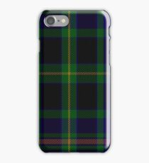 00349 Ofally County District Tartan iPhone Case/Skin