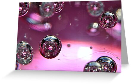 Pink Bubbles! by MaryLynn