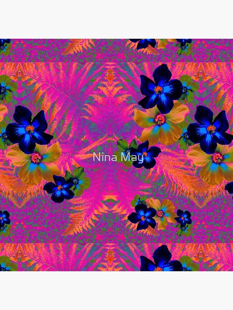 Pink Jungle by ninabmay