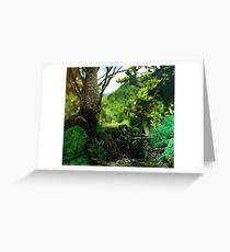 Jungle Spec op Greeting Card