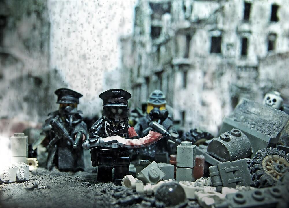 Weird War II German by Shobrick
