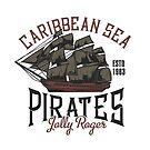 Caribbean Sea Pirates by starchim01