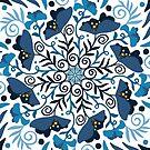 Blue magic symmetry by printmesomecolo