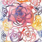 if roses were wildflowers by RavensLanding