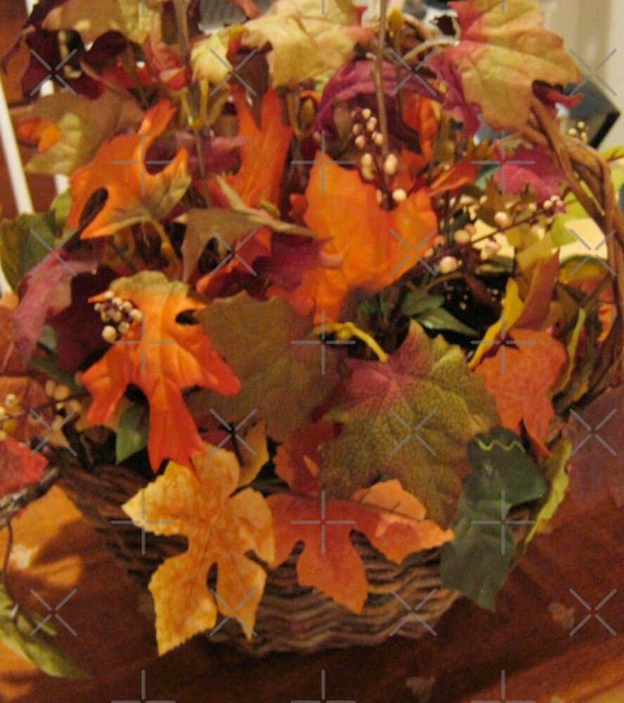 Autumn Bliss - fall colored leaves by LeisureLane1