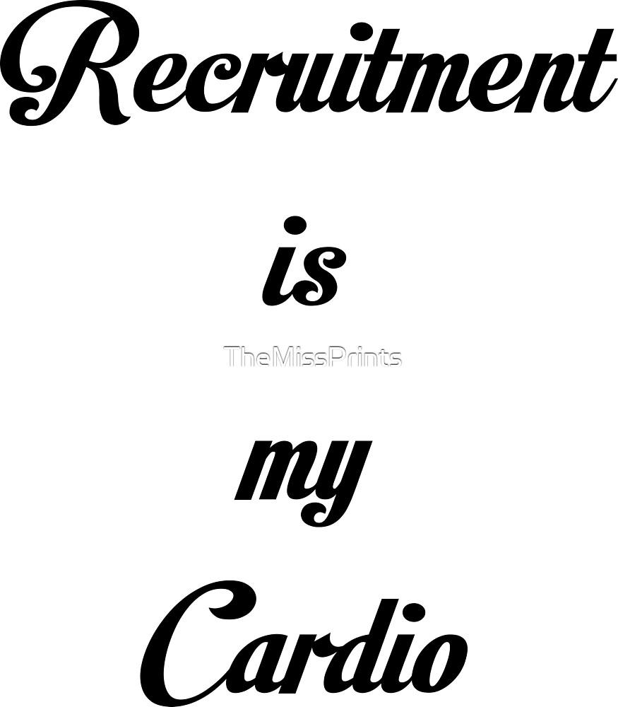 Recruitment by TheMissPrints