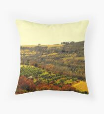 colline di Fiesole Throw Pillow
