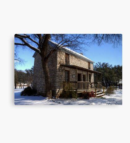 The Farr Home Canvas Print