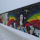 Berlin Wall by Matt Bishop
