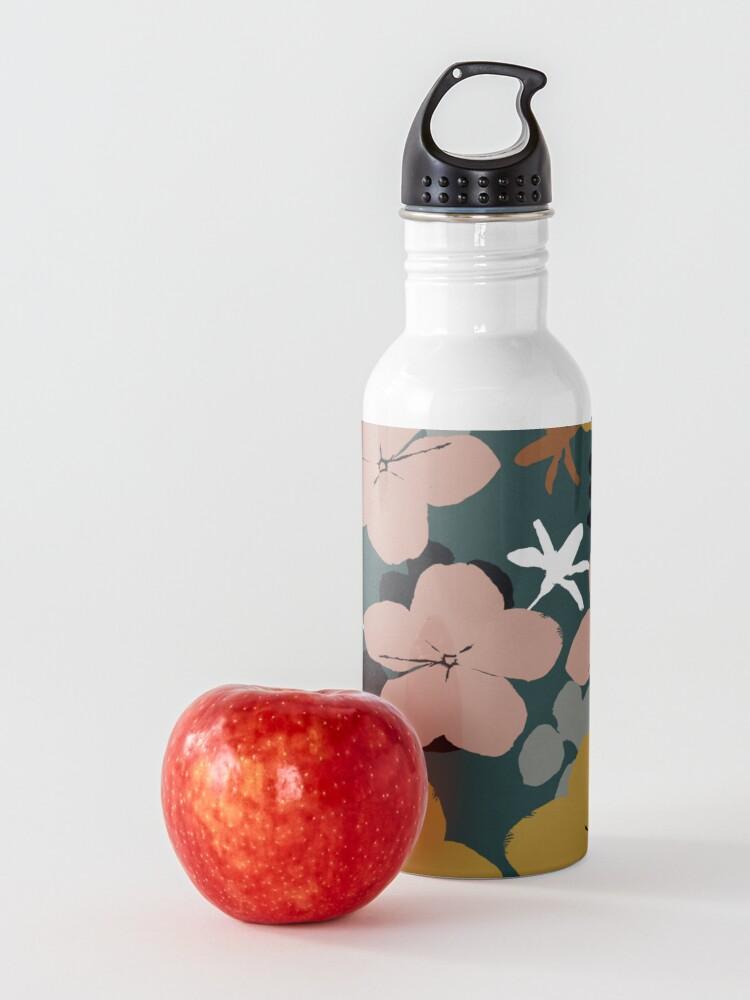 Alternative Ansicht von Oktober Garten Trinkflasche
