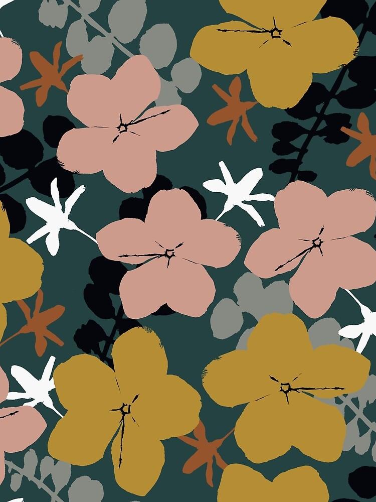 Oktober Garten von RanitasArt