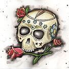 Dead with Roses by Lee Twigger