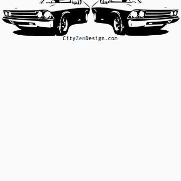 Gemini Chevelle by CityZenDesign
