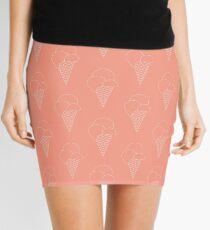 Ice Cream Cone Mini Skirt