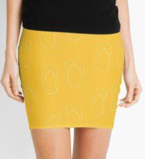 Flip Flops Mini Skirt