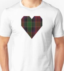 00359 Waterford Tartan  Unisex T-Shirt