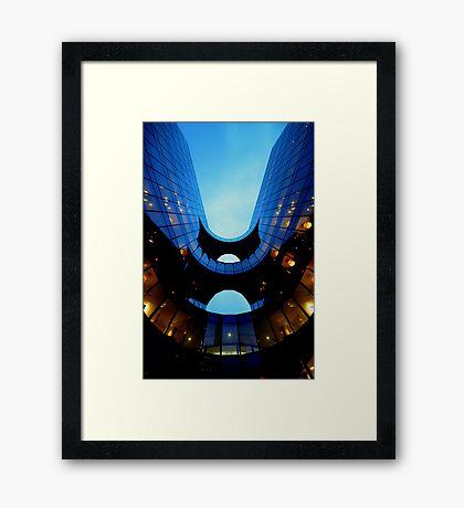 Utopia! Framed Print