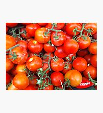 I tomato Photographic Print